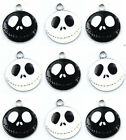 Lot Mixed The nightmare before Christmas Metal Charms Pendants Jewelry Make R37