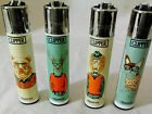 Clipper Classic Lighter Hipster Fashion Animals Trendy Glasses Full set / Single