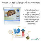 AllerZip Anti Allergia Cimice Proof Cuscino Protezioni