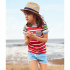 Little Bird Young Boy's by Jools Blue Towelling Shorts