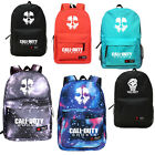 Call of Duty Ghosts Backpack Ghost Sign School Bag (Multiple Type)