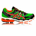 Asics Gel-Pulse 6 Mens Green Cushioned Road Running Training Sports Shoes New