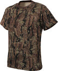 Mens Smokey Branch Camouflage Tactical Military Short Sleeve T-Shirt