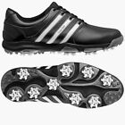 New Adidas Golf Tour 360 X WIDE Golf Shoes in Black, Choose Your Size [7-15]
