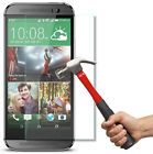 HD Clear Anti Scratch Tempered Glass Screen Protector For HTC One M9 M7 M8