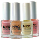 N.Y.C New York Colour Pure Pastel Nail Polish 10ml