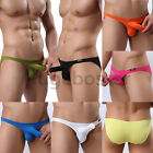 New Sexy Mens Tanga Thong G-string Briefs Underwear Bikini Underpants Shorts BKU