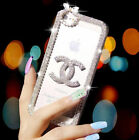 Luxury Bling Crystal Case Cover for iPhone 6 Plus Samsung Galaxy Note 4 S6 Edge