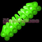 25x 6 inch 1.5cm Thick Glow Sticks - Single or Mixed Colour 6