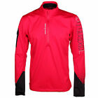 Reebok Crossfit Nano Speed 1/4 Zip Mens Windstopper Jacket Red