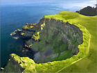 Poster / Leinwandbild Aerial view of the Giant's Causeway in Nort... - C. Hill
