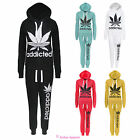 WOMENS ADDICTED TRACKSUIT HOODIE TOP LADIES JOGGING BOTTOM SIZES 8-14