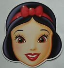 Disney Princess Character Face Masks - Great for Parties - 1st Class Post
