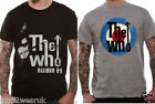 Official The Who Maximum R&B / Target Logo T Shirt