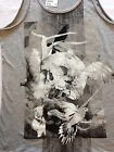 H&M SKULL and DOVE MEN's Gray Tank Tops NEW  Sizes: XS, S, M, L or XL