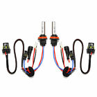 H8 35w CNLIGHT Brand Xenon TWO replacement Bulbs for headlight various colours