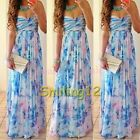 Nice Women Summer Boho Long Maxi Evening Party Dress Lady Beach Dresses Sundress