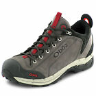 OBOZ Men's Arete Hiking Shoes, Charcoal