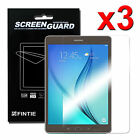 3 x Clear Screen Protector Film for Samsung Galaxy Tab A 9.7-Inch Tablet SM-T550
