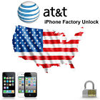 AT T Factory Unlock Service iPhone 7 7+ 6s 6s+ 6 6+ 5s 5c 5 4s 4 3gs iPad Code