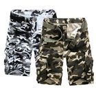 2015 Men's Cotton Combat Cargo Shorts Camouflage Military Summer Casual Pants ❤❤