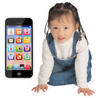 YPhone Music Mobile Phone Study Creative USB Cable Toys for Child Kids Black