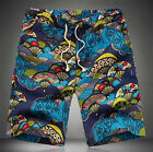 New Fashion Mens Board Shorts Beach Surf Surfing Swim Wear Swimming Pants Trunk