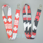 New Big Hero 6 Baymax Lanyard Keys ID Cell Phone Neck Strap #2