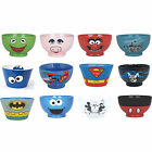 Ceramic Cereal Bowl / Dish - New Official - Disney Batman Muppets Doctor Who