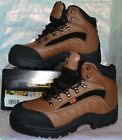 THOROGOOD MEN'S I-MET BROWN LEATHER HIKING SAFETY WORK BOOTS SHOES 804-4312 NEW