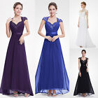 Ever Pretty Hot Ladies Long Evening Cocktail Prom Party Dress Formal Gown 09867