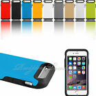 """NEW SHOCKPROOF RUGGED HYBRIED CASE HARD COVER FOR IPHONE 6 4.7"""" /  PLUS 5.5"""""""