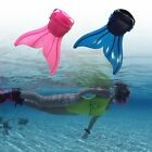 Kids Mermaid Mono Fin Flippers PINK, swimming, toy mermaid tails, NEW ship today