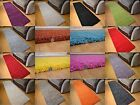 Very Long Narrow Hall Runners Hallway Thick Pile Plain Shaggy Floor Rugs Cheap