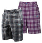 Puma Golf Plaid Tech Bermuda Shorts W28 ONLY RRP£49.99 - 1st Class Post