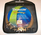 PREMIER LABEL SEAGUAR 100% FLUOROCARBON LEADER - BIG GAME - 50 YARD COIL CLEAR