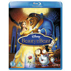 BEAUTY AND THE BEAST BLU-RAY DISC REGION-FREE BRAND NEW SEALED CLASSIC DISNEY