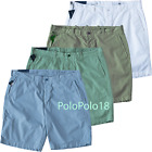 New $98 Polo Ralph Lauren Pima Cotton Shorts 36 38