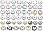 Surgical Steel Septum Clicker Nose Daith Rings Hanger  - 1.2mm