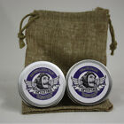 Beard Balm & Moustache wax Pocket Combo With Bag. 30ml Choice Of Scents