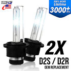 2x D2S D2R OEM REPLACEMENT HID Xenon Bulbs to Replace Osram or Philips Headlight