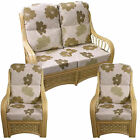 Gilda New CUSHIONS / COVERS Cane SUITE Conservatory Wicker Rattan Furniture