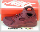 Nike Air Flight Huarache Croc Suede Team Red 705005-666 US 8~11 basketball shoes