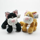 Adorable Beanie Filled Cat with Choice Of Colours Available  CE Marked Soft Toy