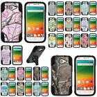 Cover for ZTE Imperial 2 II | N9516 Hard Soft Camo Designs Colors Girly Manly