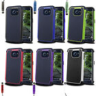 Accessories For Samsung Galaxy S6 Edge Shock Proof Case Cover