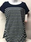 Liz Lange Maternity Short Sleeve Shirt Top Pregnant - Navy, Green Pink All Sizes
