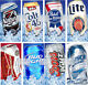 Beer Can Party Cornhole Wraps Decals Stickers Pick Your Cans