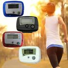New Multifunction LCD Calorie Pedometer Passometer Step Counter Walking Distance
