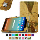 Folio PU Leather Case Stand Cover for AT&T Trek HD 8 inch 4G LTE Android Tablet